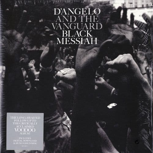 D'Angelo And The Vanguard <br>Black Messiah<br>2LP